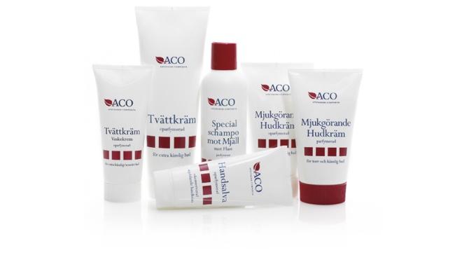 aco special care mjukgörande hudkräm